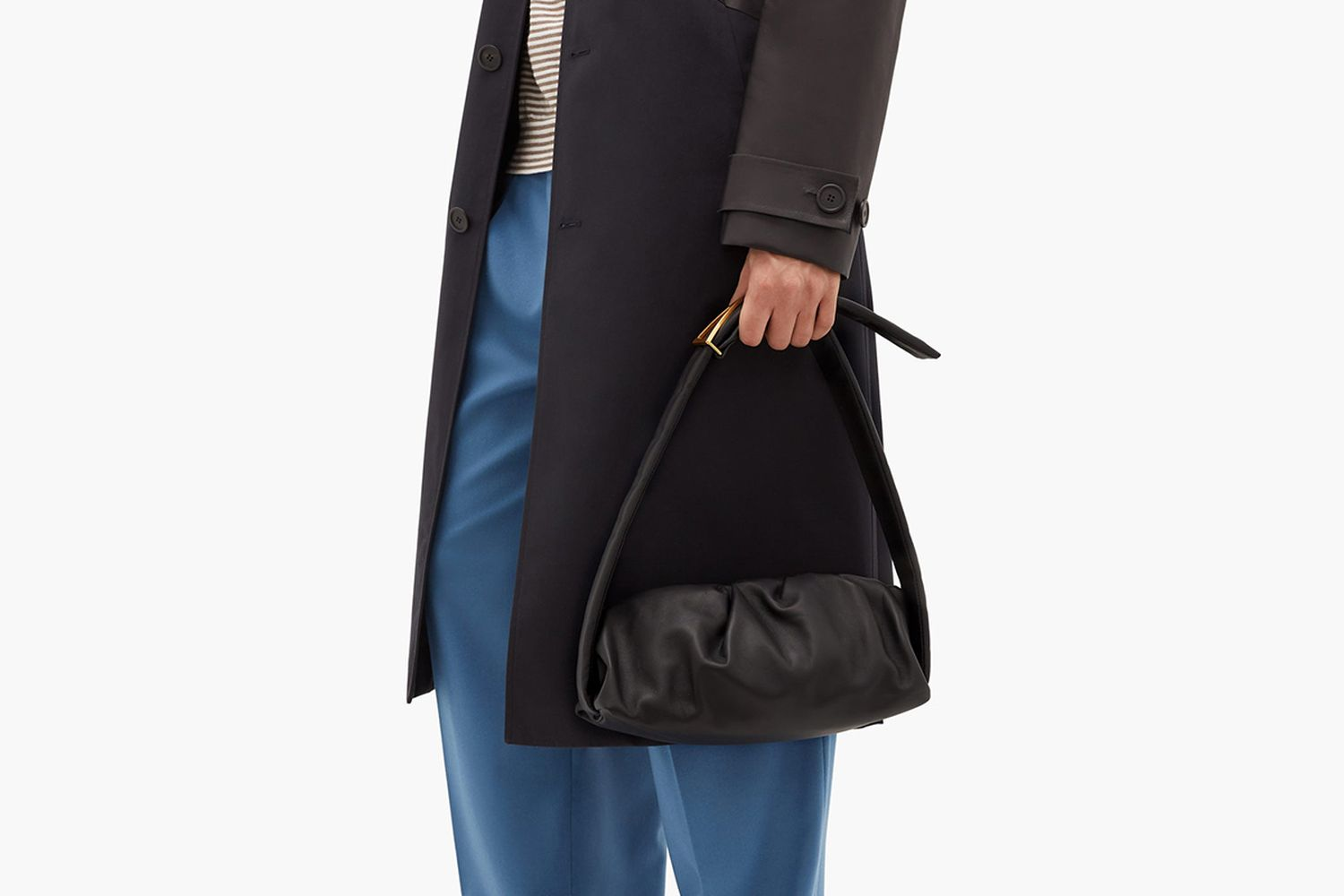 The Body Pouch Small Leather Cross-Body Bag