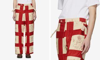 These Quilted Pants by BODE Are an Instant Grail