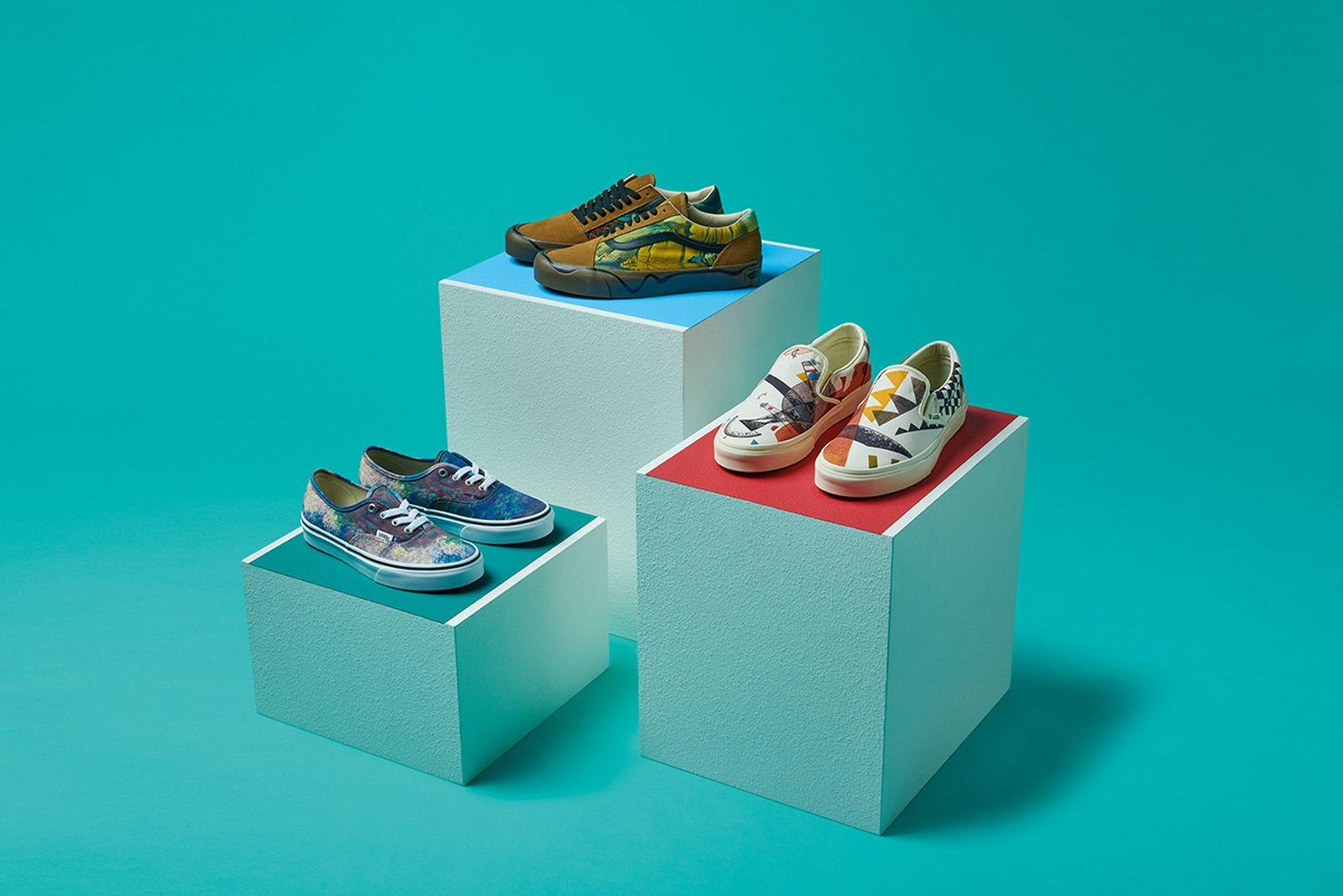 Vans MoMA sneakers