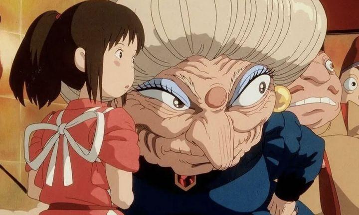 Studio Ghibli movies on Netflix