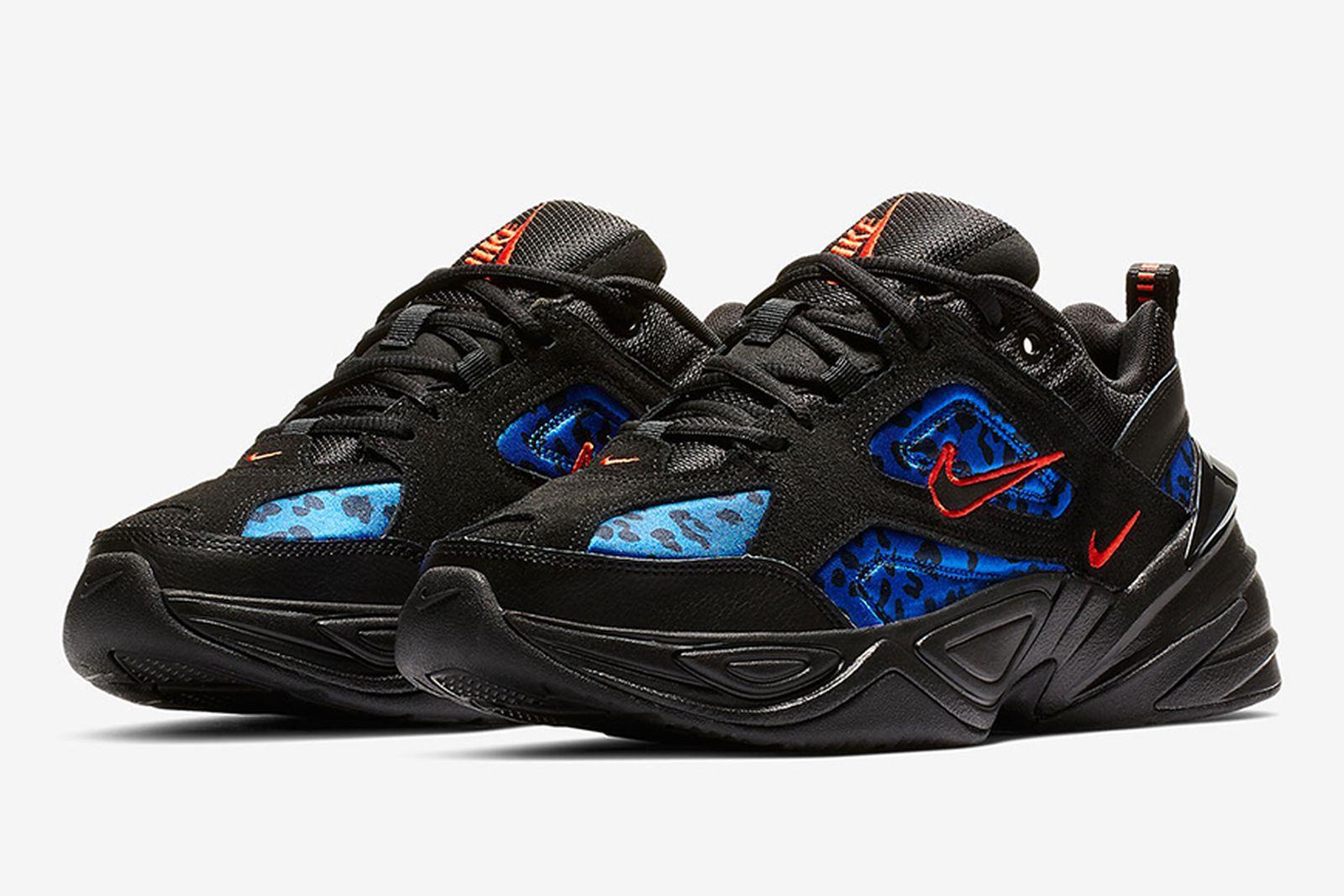 nike black leopard print pack release date price Nike M2K Tekno nike air force 1 sage nike air max 1