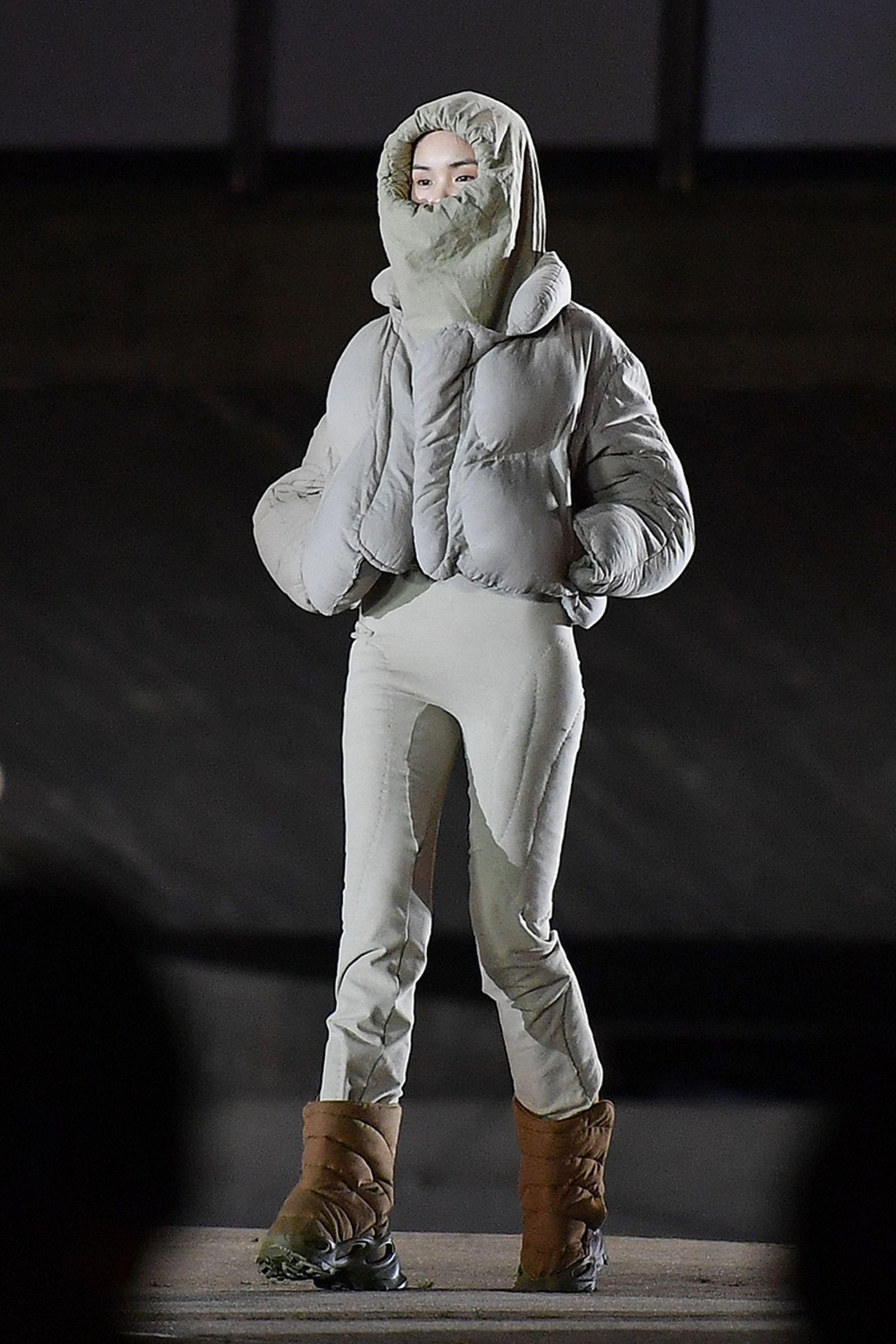 Yeezy Season 8 (Photo by Stephane Cardinale - Corbis/Corbis via Getty Images)
