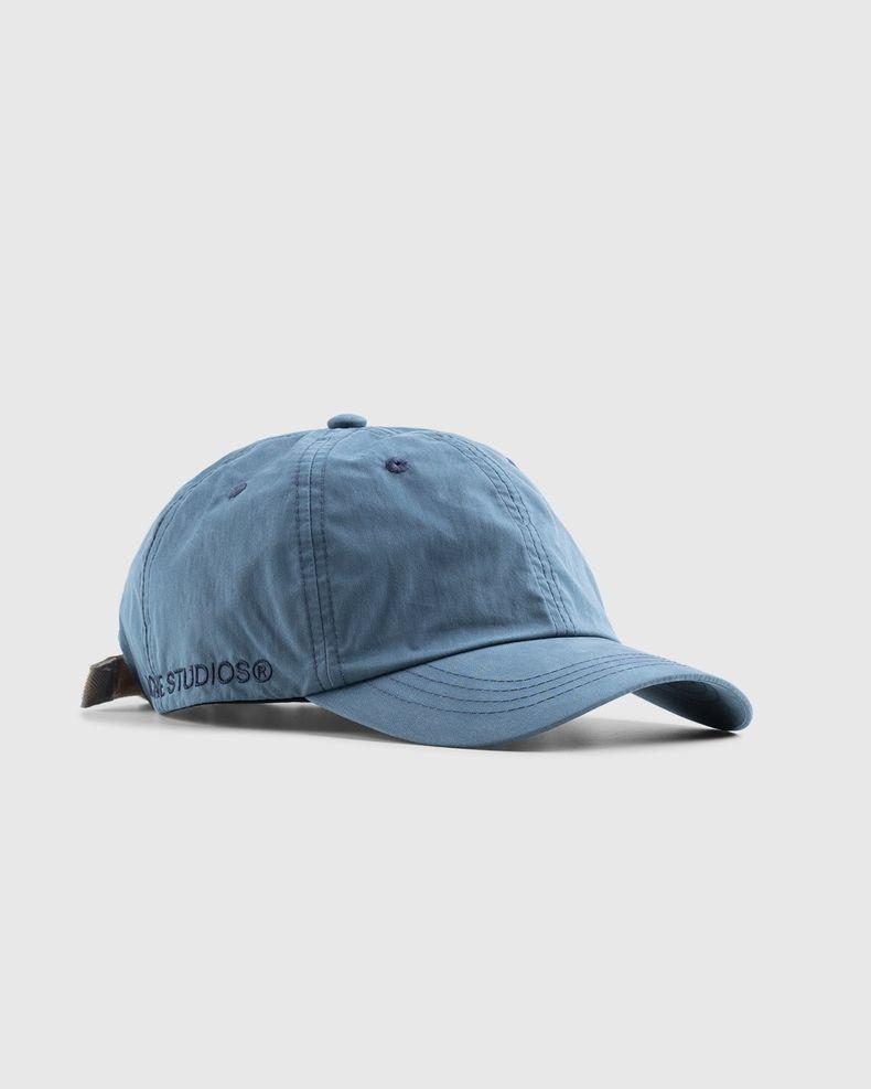 Acne Studios – Baseball Cap Mid Blue
