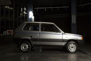 This Custom 80s Fiat Panda Honors Italian Icon Gianni Agnelli