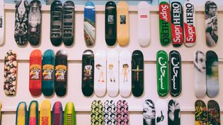supreme sotherbys skate deck collection skate decks