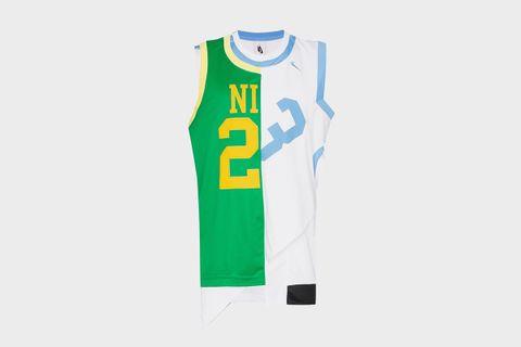 Deconstructed Uni Vest Top