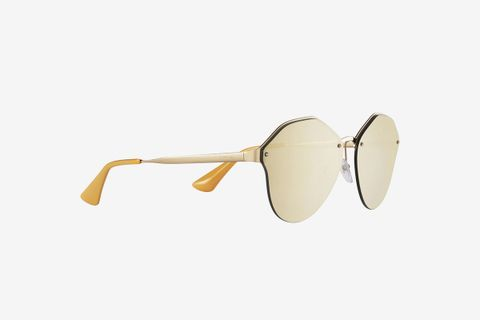 Discover special selection of on feet shots of How to Cop Kanye West's Prada Sunglasses