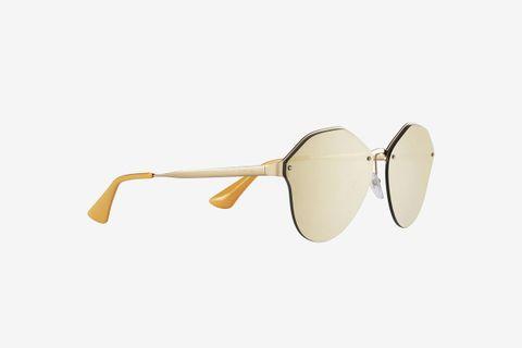 14f00252643f Would You Cop Kanye West's Prada Women's Sunglasses?