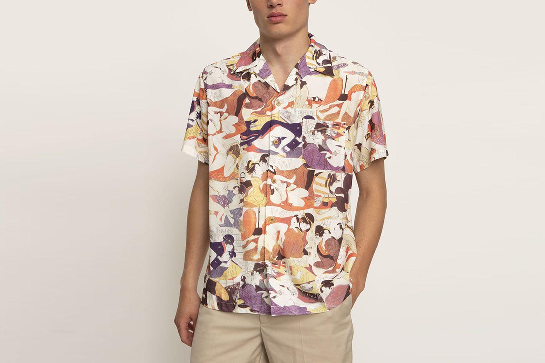 Hawaiian Shirt S/S