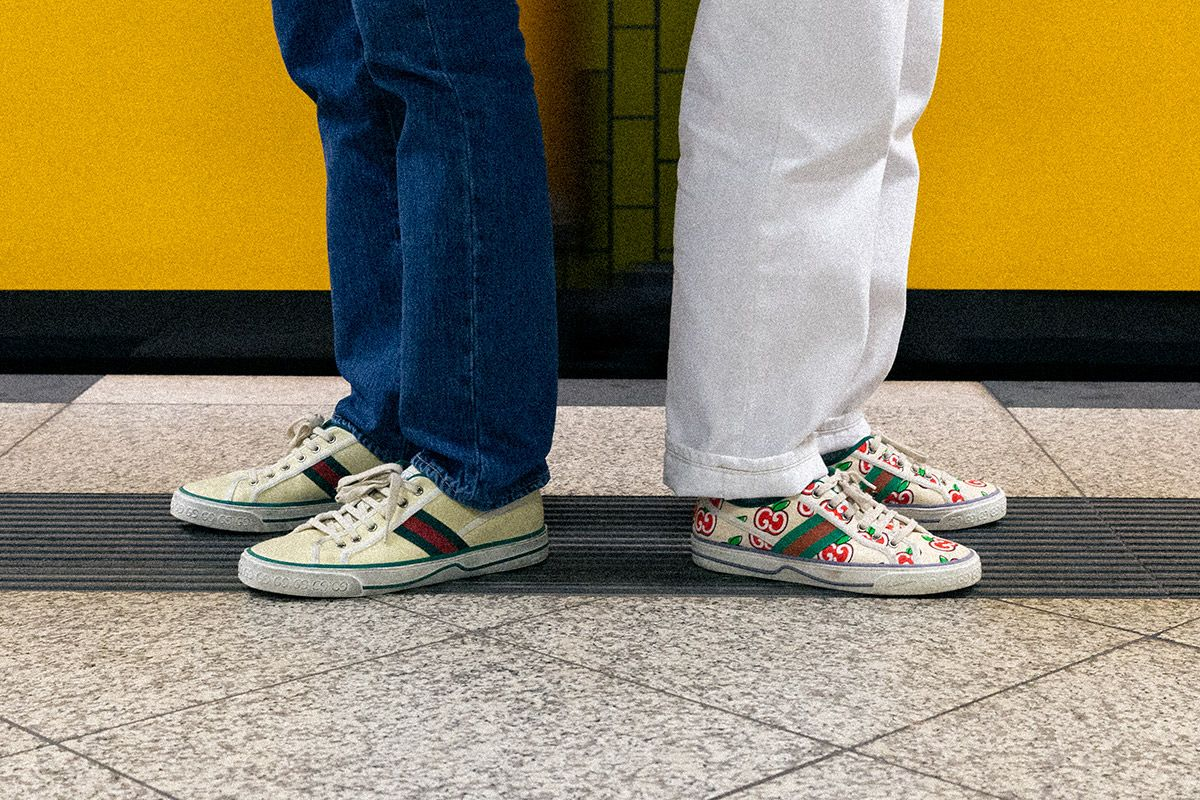 A Photo Diary of Berlin with Gucci's Tennis 1977 Sneaker 1