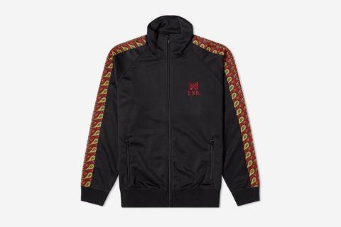 Track jacket 'Paisley'