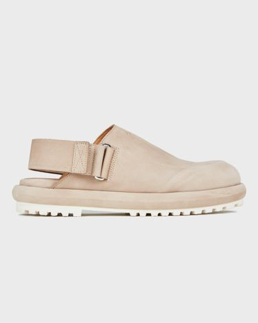 JACQUEMUS - Les Mules Brown