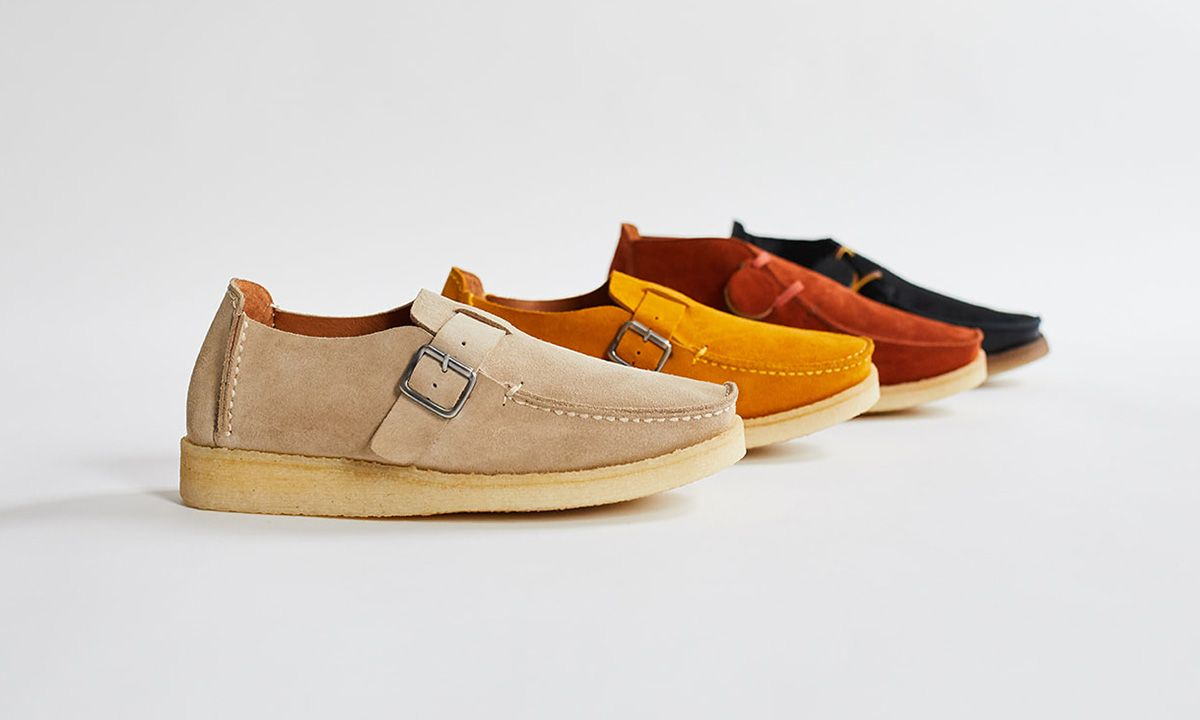 18 East Collaborates With the Originator of the Clarks Wallabee