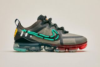 closer at new styles details for Nike Unveils Air Max Collab With Cactus Plant Flea Market