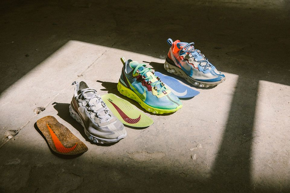 d513c6a0d9d UNDERCOVER x Nike React Element 87: How & Where to Buy Tomorrow