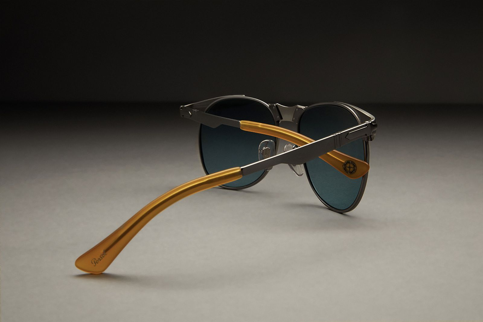 Persol x Stone Island Pilot Frame