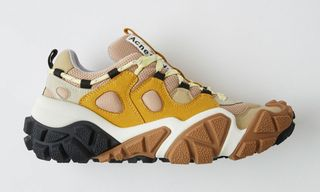 Acne Studios Delivers Two New Hiker-Style Sneakers in a Range of Colors
