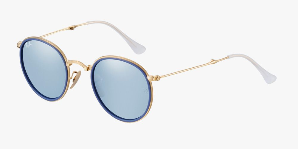 ea6303b3316c1 Retro Round Sunglasses from Ray-Ban • Selectism