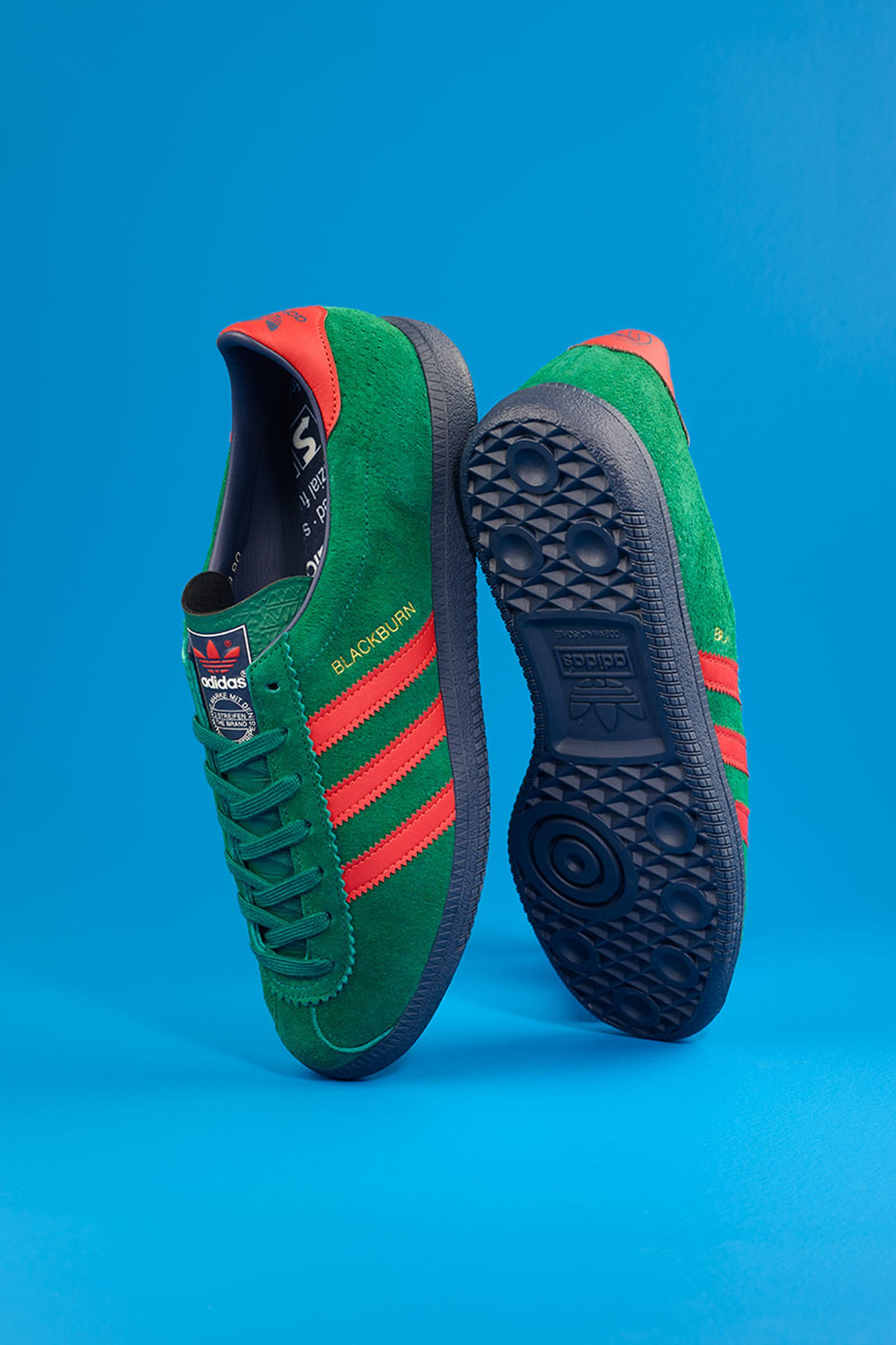 adidas blackburn spzl green red