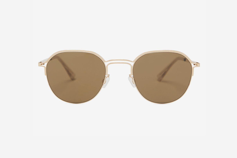 Stainless-steel Sunglasses