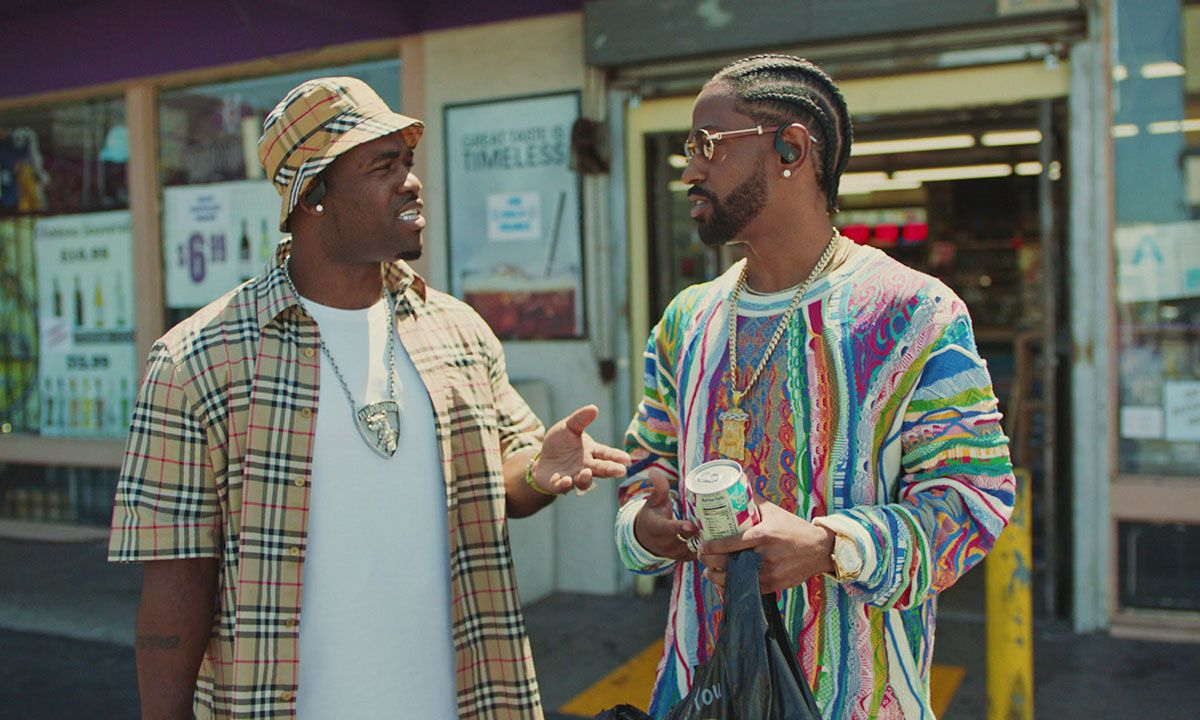 "Big Sean & A$AP Ferg Are Transported to an Alternate Universe in ""Bezerk"" Video"