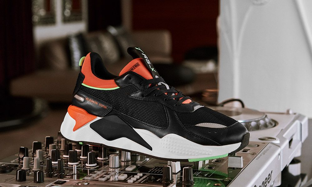 PUMA Drops the RS-X Raver for Summer Partying Season ...