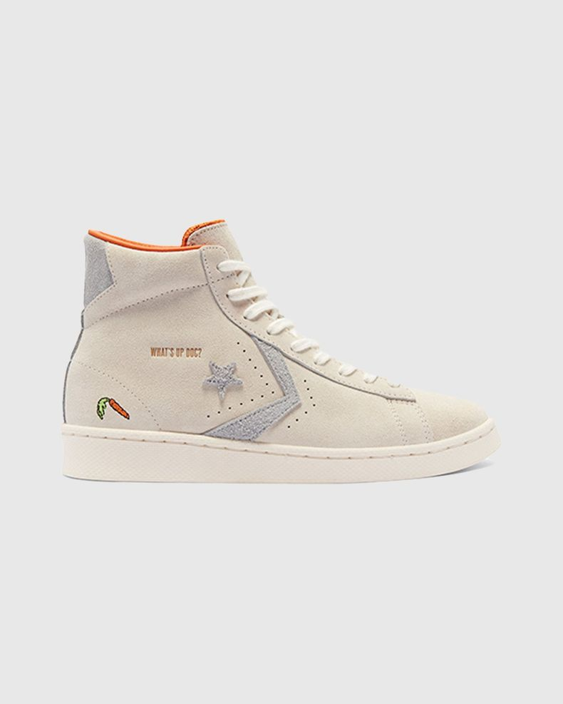 Converse Bugs Bunny 80th - Pro Leather High Natural Ivory