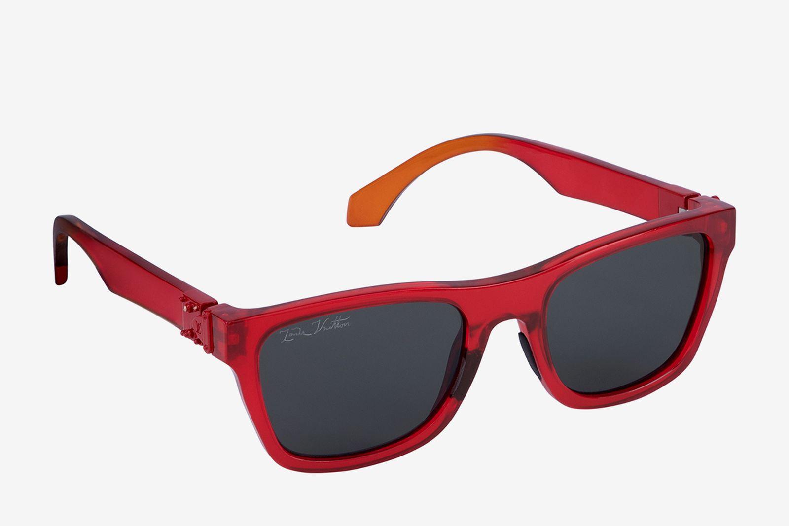 louis vuitton rainbow sunglasses virgil abloh