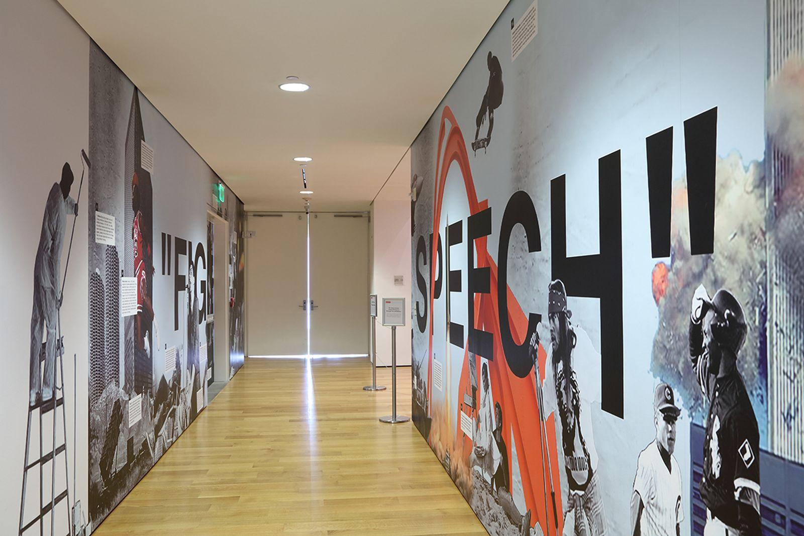 Virgil Abloh Figures of Speech exhibition High Museum Atlanta