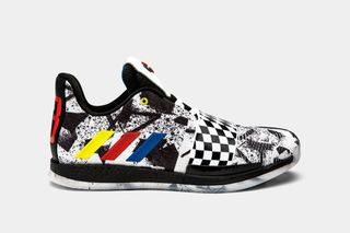 36f14d4a669e adidas Waves the Checkered Flag for Racing-Inspired NBA All-Star Collection