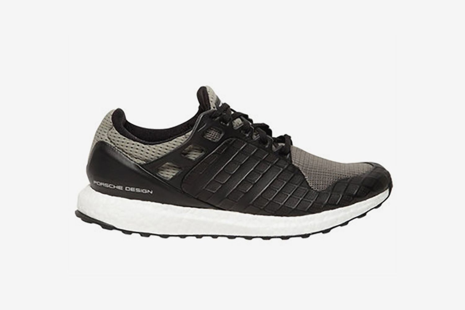 Ultra Boost Nylon and Leather