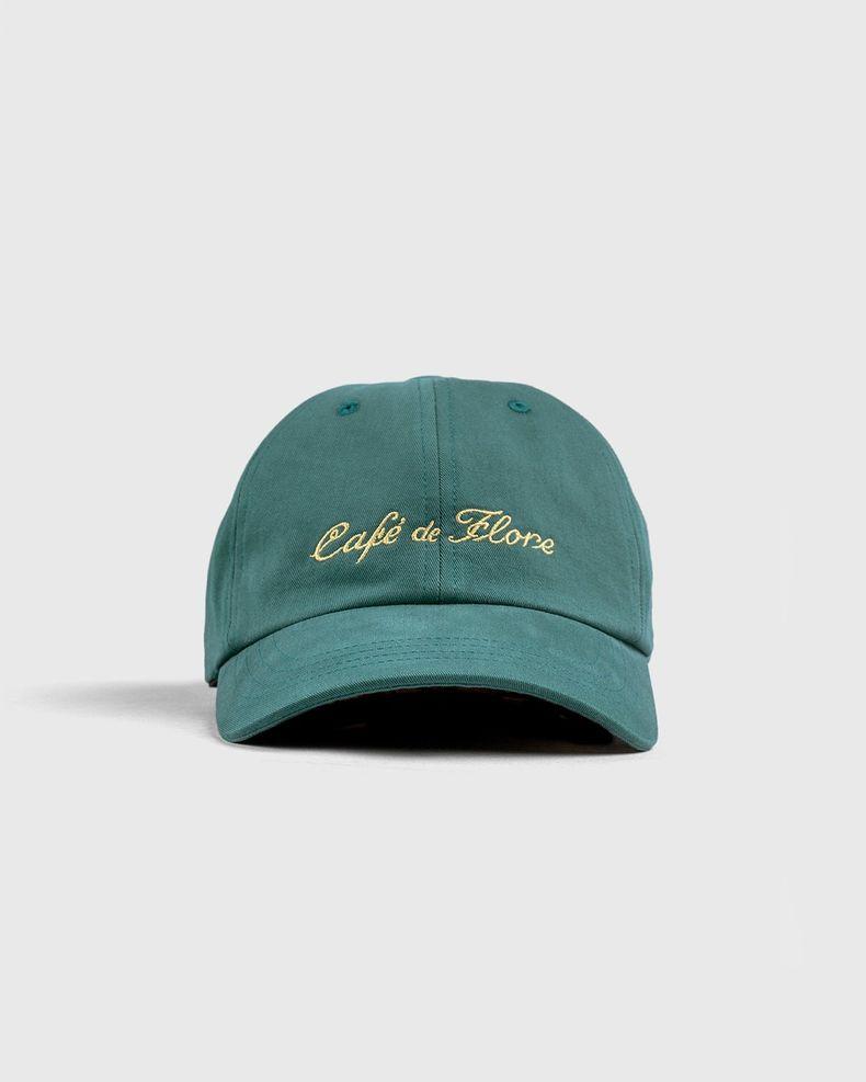 Highsnobiety — Not In Paris 3 x Café De Flore Cap Green