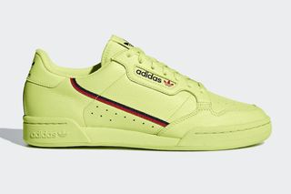 "52e82e1ce531 adidas  Continental ""Semi Frozen Yellow""   ""Clear Pink"" Are Available Now"