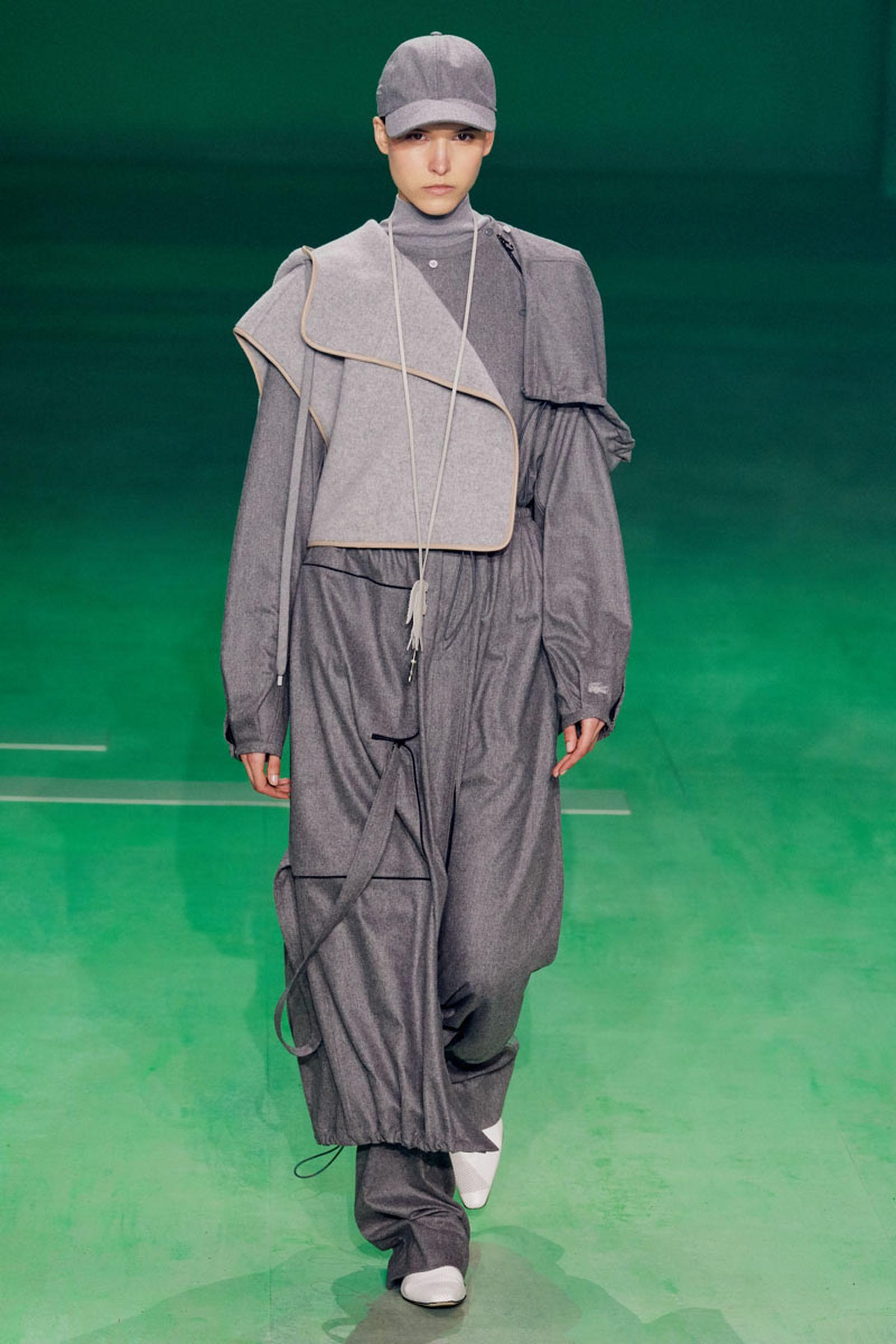 20lascoste fw19 paris fashion week Louise Trotter lacoste runway
