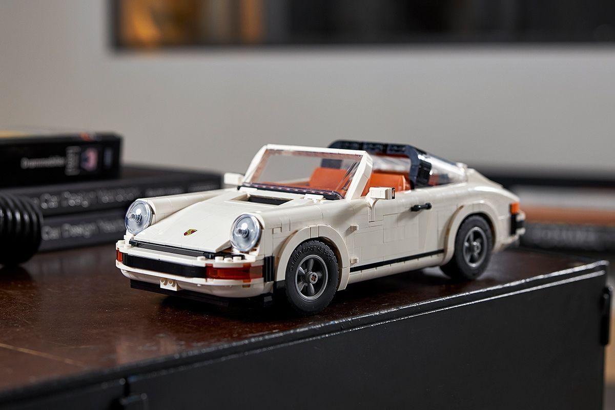 We Need This Porsche 911 Turbo/Targa LEGO Set