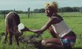 "Junglepussy Works on a Farm in Comedic ""Trader Joe"" Video"