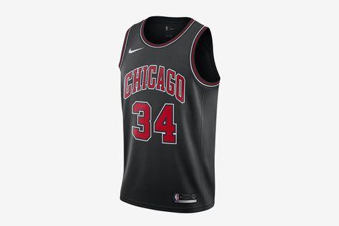 Wendell Carter Bulls Statement Edition Nike NBA Swingman Jersey
