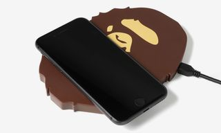 Charge Your Phone in Style With BAPE's Ape Head Wireless Charger