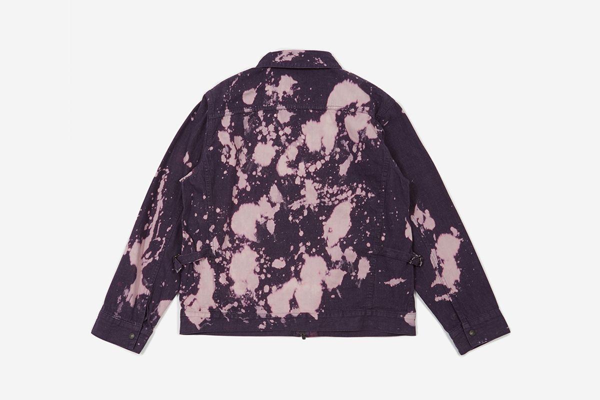Bleached Work Jacket