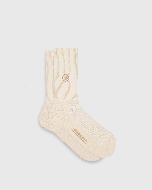 Highsnobiety — Socks Off White - Image 4