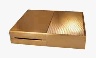 24-Carat Gold-Plated Xbox One