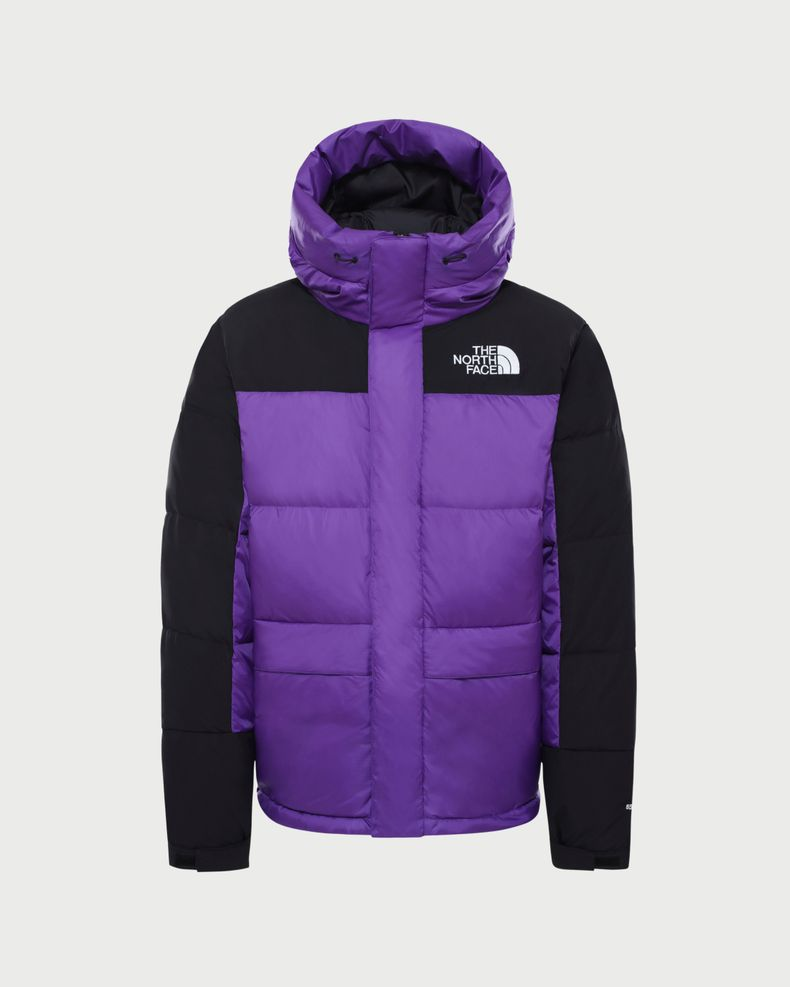 The North Face — Himalayan Down Jacket Peak Purple Unisex