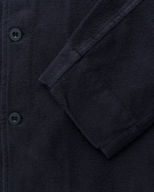 Our Legacy – Evening Coach Jacket Black Brushed - Image 4