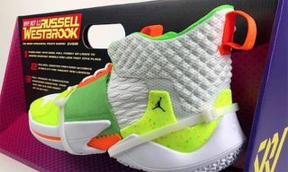 Russell Westbrook Reveals Super Soaker-Inspired Jordan Why Not Zer0.2