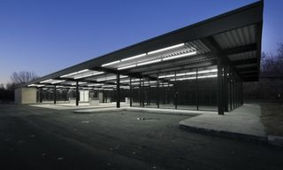 Mies van der Rohe – Gas Station