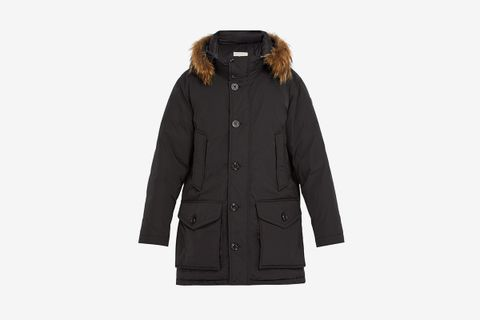 River Down Parka