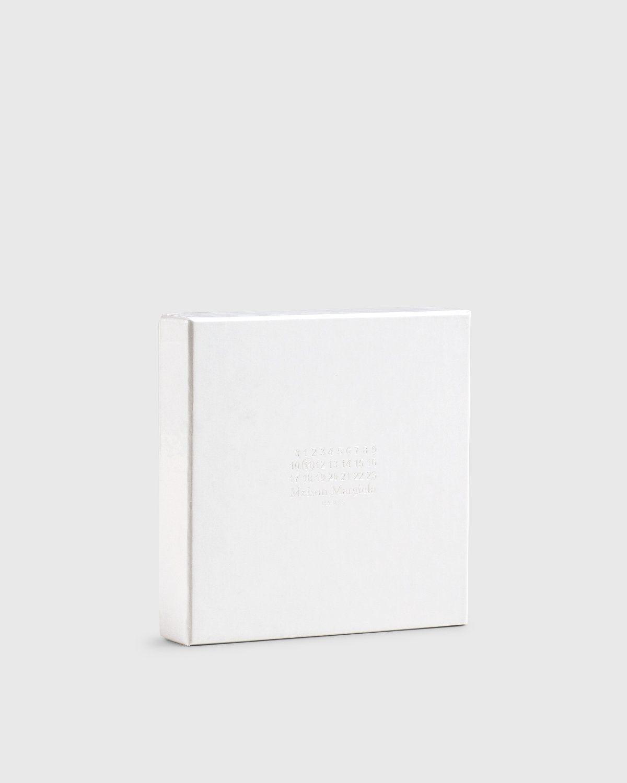 Maison Margiela – Leather Card Holder Brown - Image 7