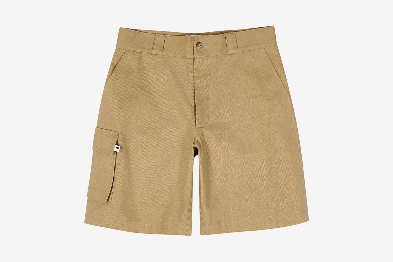 Noam Twill Shorts