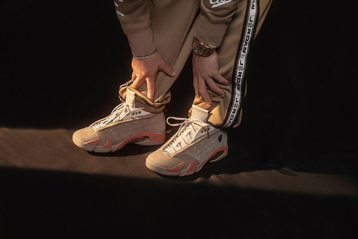 "CLOT Revisits ""Terracotta"" Theme for New Air Jordan Collab 19"