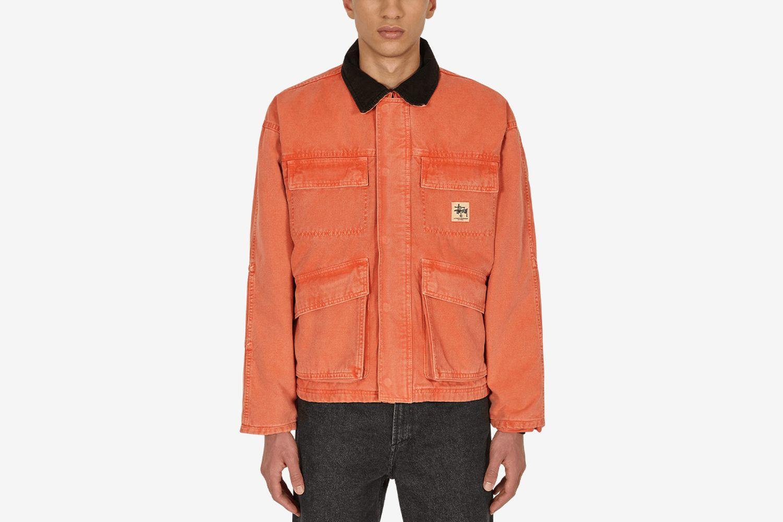 Faded workshop jacket